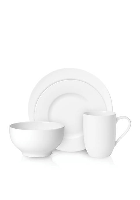 Villeroy & Boch For Me 4-Piece Place Setting