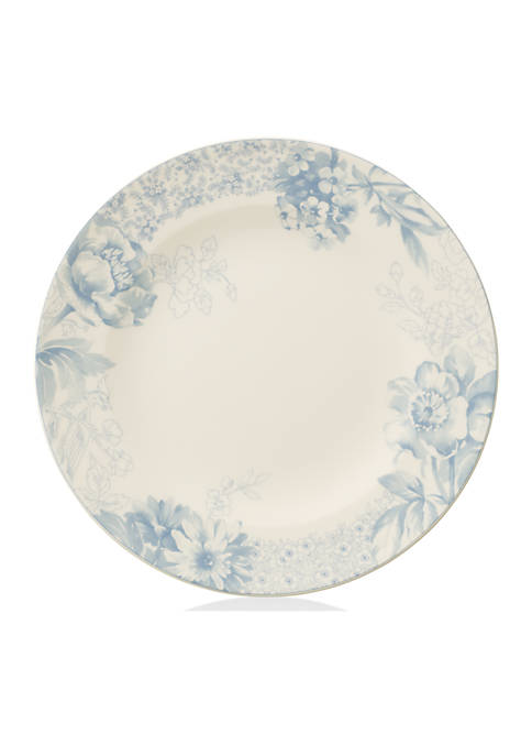 Floreana Blue 9-in. Salad Plate