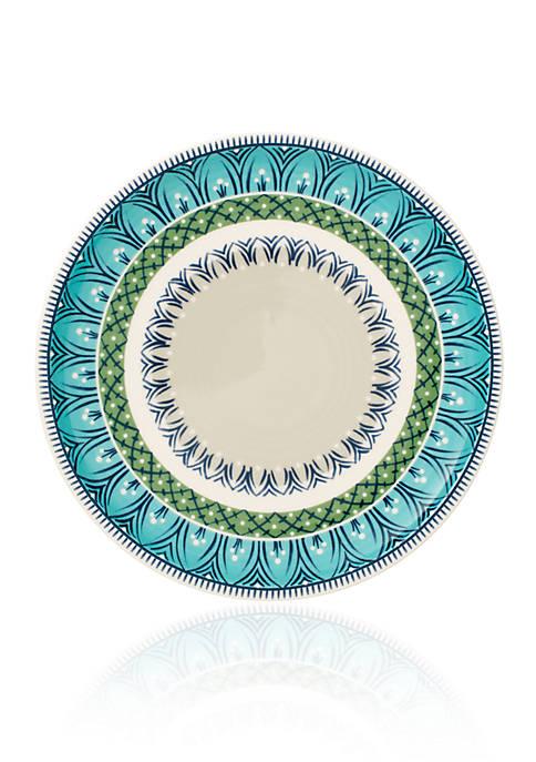 Dorina Salad Plate