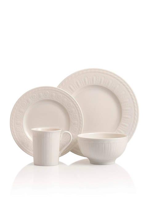 Villeroy & Boch Cellini 24-Piece Dinnerware Set
