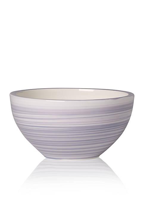 Artesano Nature Bleu Rice Bowl, 20 oz
