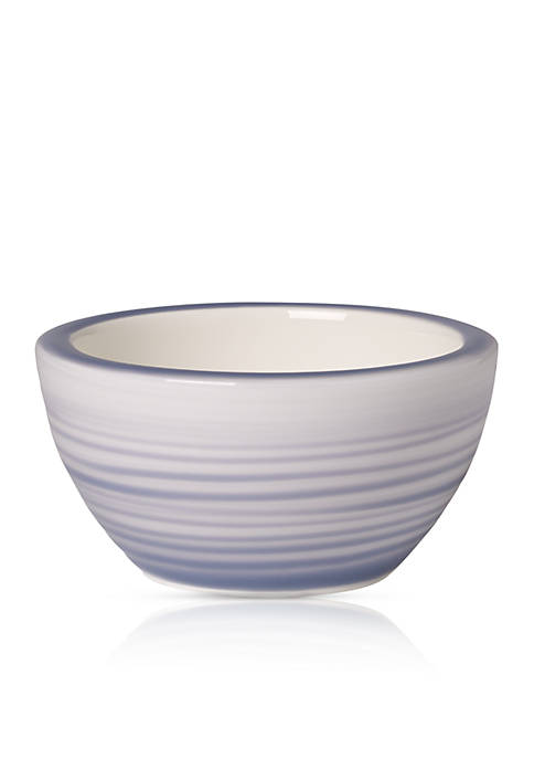 Artesano Nature Bleu 3-in-1 Dip Bowl