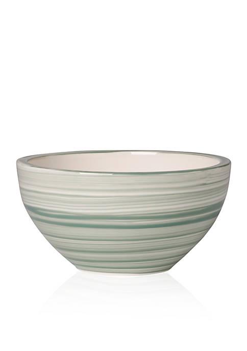 Artesano Nature Vert Rice Bowl, 20-oz.