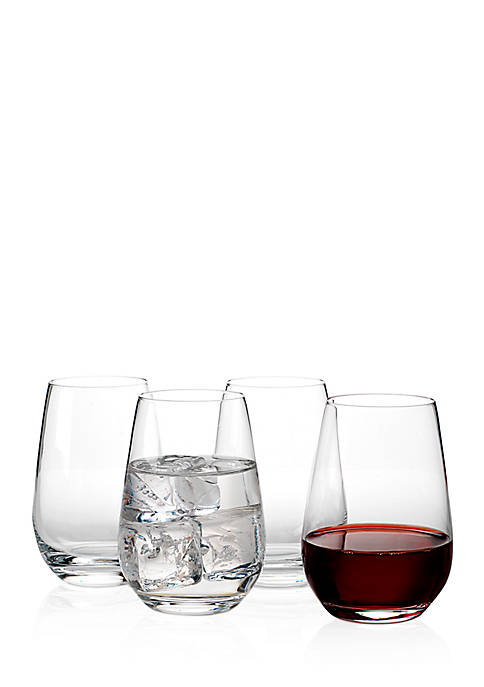 Voice Basic Highball Glass, Set of 4