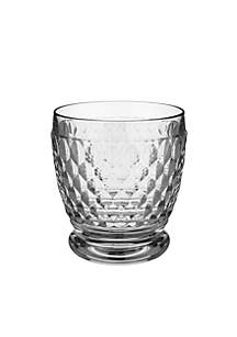 Villeroy & Boch Boston Clear Double Old Fashioned 11-oz.