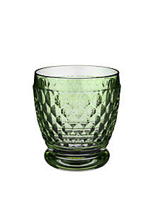 Villeroy & Boch Boston Green  Double Old Fashioned 11-oz.