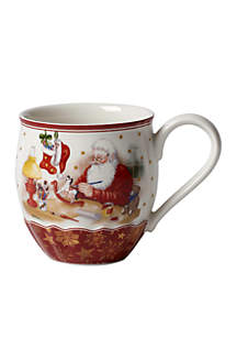 Toy\u2019s Fantasy Santa\u2019s Workshop Jumbo Mug