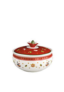 Toy's Delight Covered Sugar Bowl