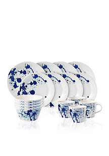 Pacific Splash 16-pc. Dinnerware Set