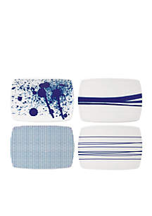Pacific 8-in. Cheese Boards, Set of 4