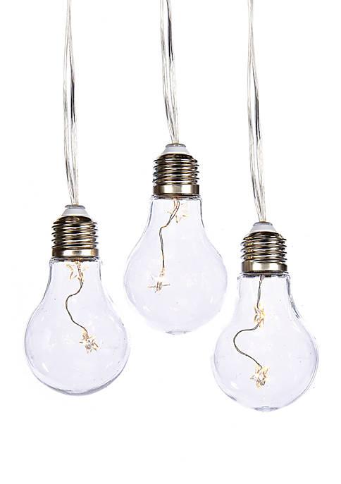 Kurt S. Adler Warm White Edison Bulb Fairie