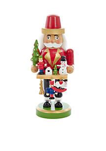 Wooden Toymaker Nutcracker