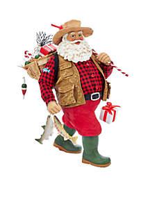 Fabriché Fisherman Santa