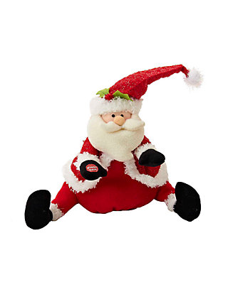 Singing /& Dancing Christmas Santa Toy Decoration Ornament Festive Fun