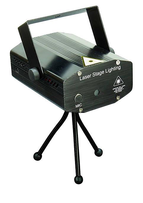 Kurt S. Adler Mini Laser Stage Disco Lighting