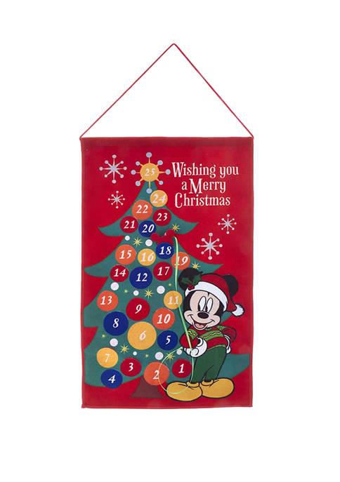 Kurt S. Adler Disney 19 Inch Fabric Mickey