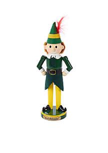 Wooden Buddy the Elf Nutcracker