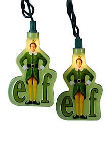 UL 10-Light Elf the Movie Light Set