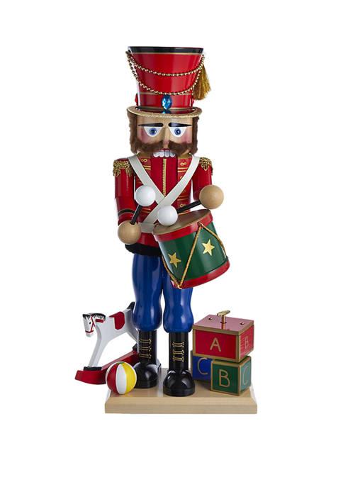 Kurt S. Adler 18 Inch Musical Toy Soldier