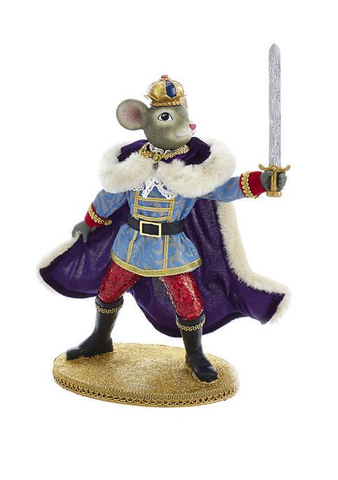 Kurt S. Adler 11.5 Inch Fabriché™ Mouse King