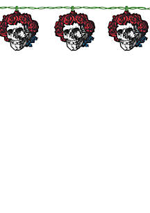 10-Light Grateful Dead Skull Light Set