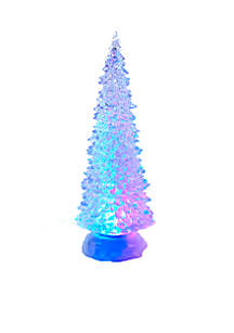 Battery-Operated LED Light Tree Table Piece