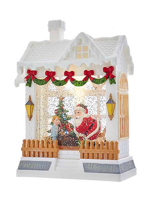 Kurt S. Adler Battery-Operated LED Santa in Christmas