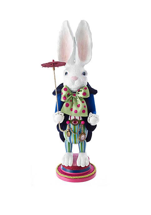 Kurt S. Adler 18 in Hollywood White Rabbit