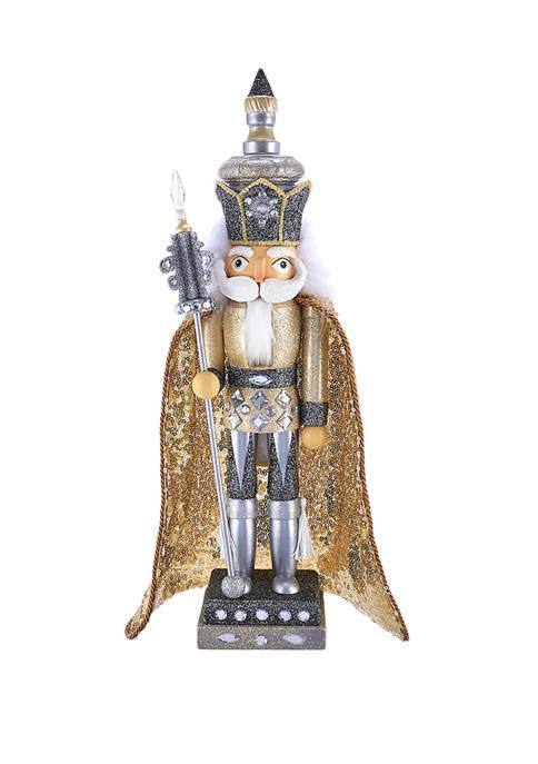 Kurt S. Adler Hollywood™ Gold and Silver King