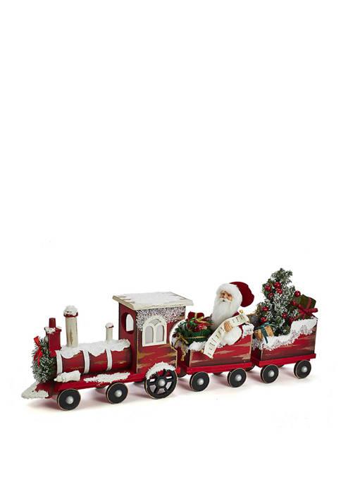 Kurt S. Adler 30.5 Inch Kringle Klaus Santa
