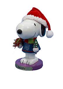 Peanuts Snoopy Nutcracker
