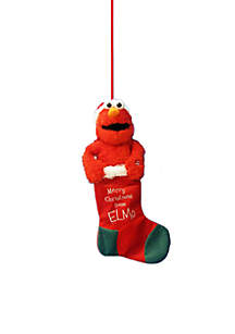 Battery-Operated Animated Musical Elmo Stocking