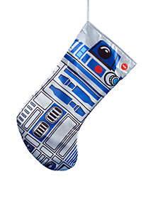 Battery-Operated Star Wars R2D2 Stocking with Sound