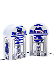 5-Light Star Wars R2D2 Luminary Outdoor Decor