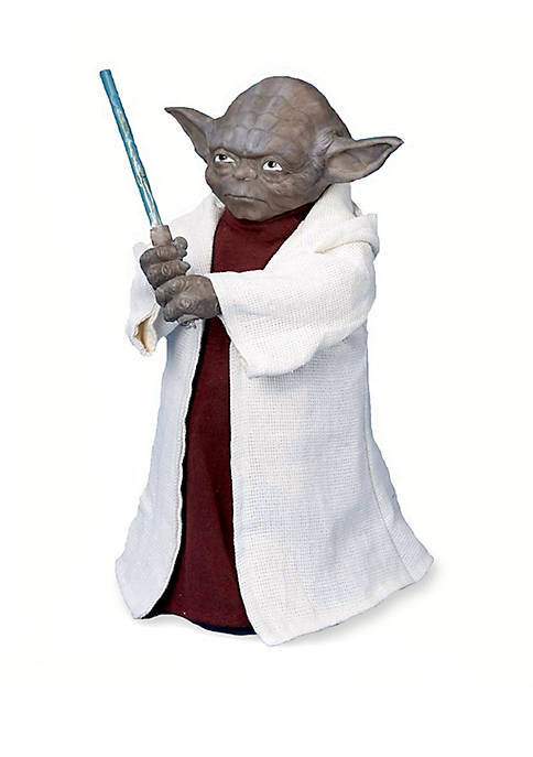 Kurt S. Adler Star Wars Yoda With Light