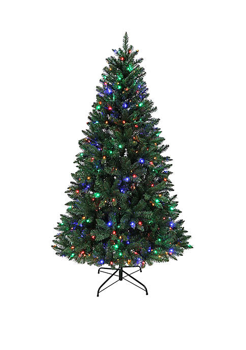 Kurt S. Adler Multi LED Pre-Lit Pine Tree