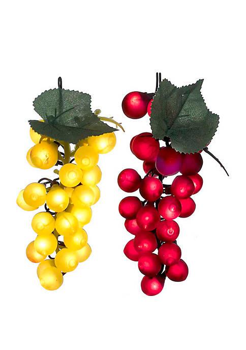 Grape Cluster Lights
