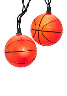 10-Light Basketball Light Set