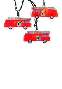 10-Light Fire Truck Light Set