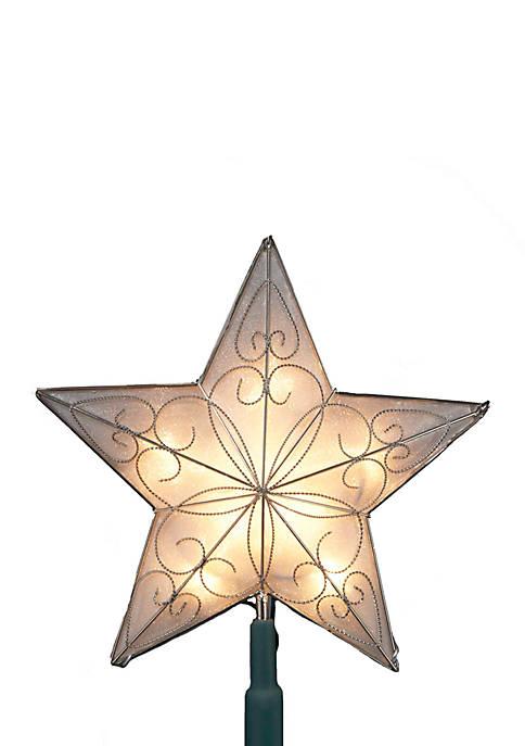 Kurt S. Adler Indoor UL Star Treetop