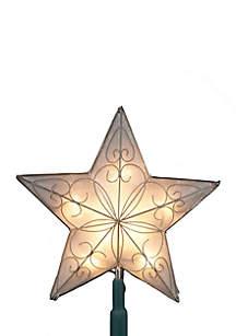 Indoor UL Star Treetop