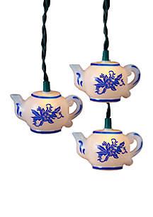 UL 10-Light Teapot Light Set