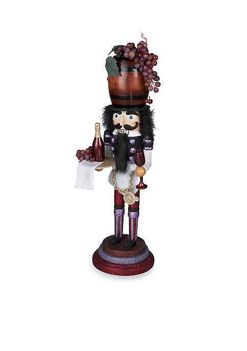 Kurt S. Adler Hollywood Wine Nutcracker