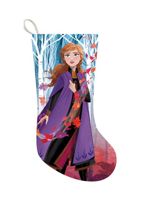Kurt S. Adler Frozen 2 Anna Stocking