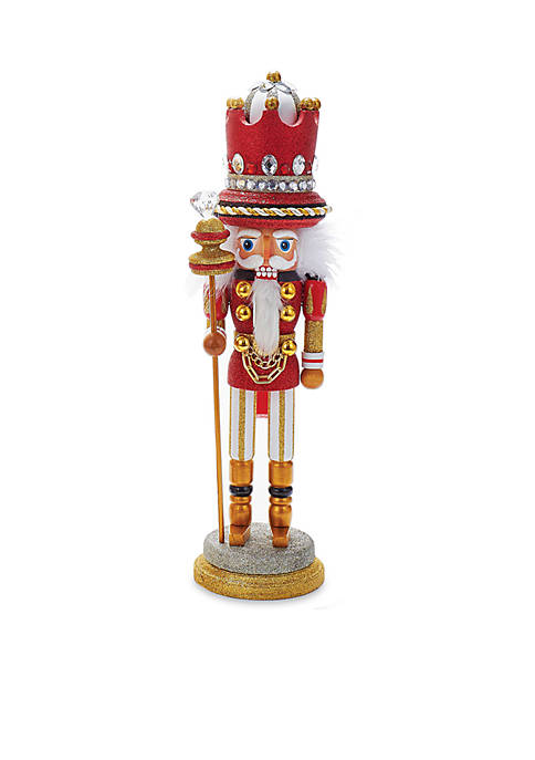 Kurt S. Adler Hollywood Red Nutcracker