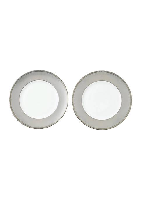 Winter White Dinner Plate - Set of 2