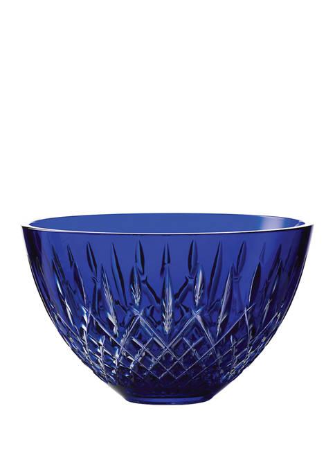 Araglin 8 Inch Treasures of the Sea Blue Bowl