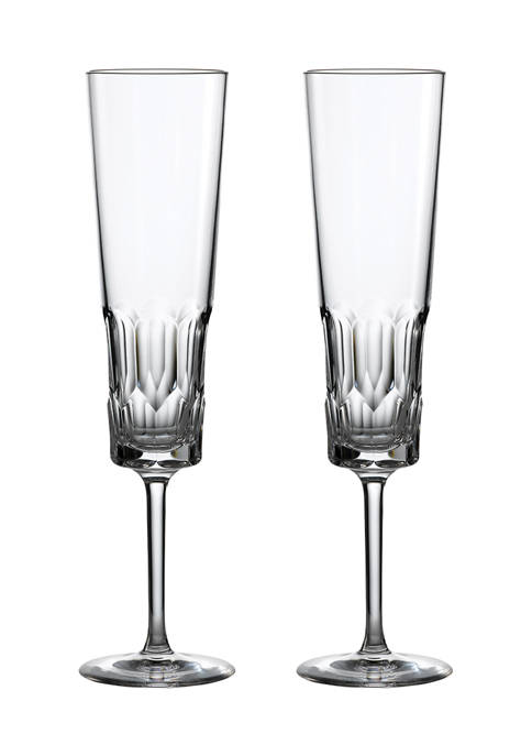 Waterford Icon Flute Glasses