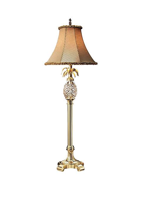 Hospitality Pineapple Buffet Lamp