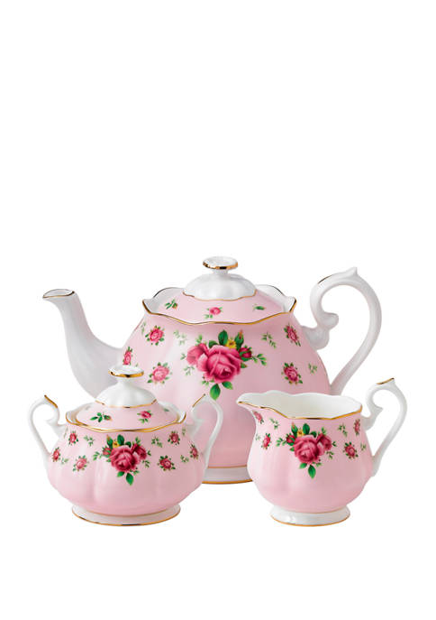 Royal Albert 3 Piece New Country Roses Set